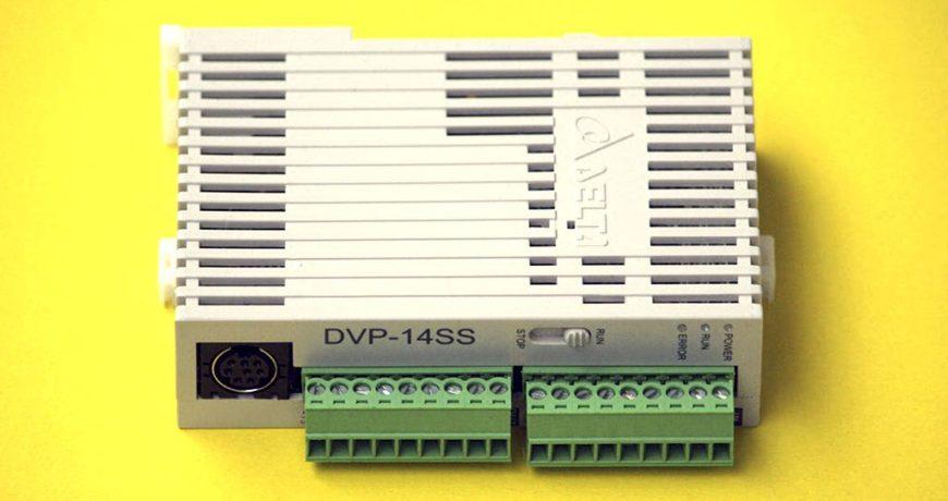 Обзор ПЛК Delta Electronics DVP14SS11R2. Тонкий, надёжный, простой