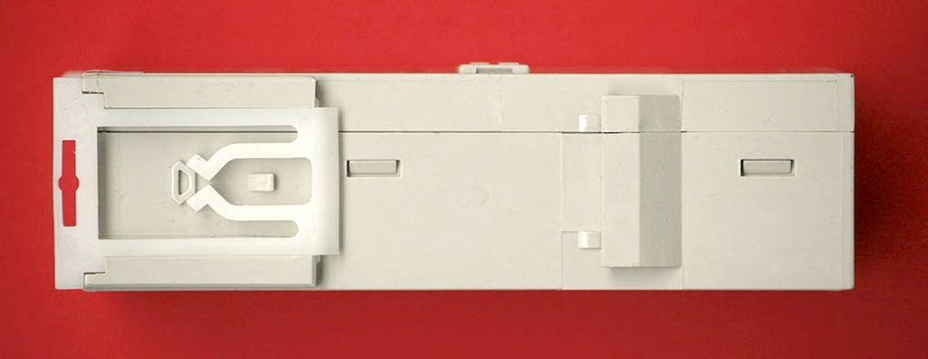 Рис.4 - ПЛК, задняя поверхность