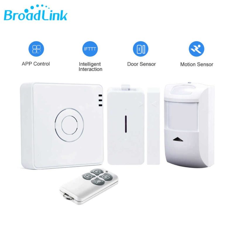 Система датчиков BroadLink S2 Kit общий вид