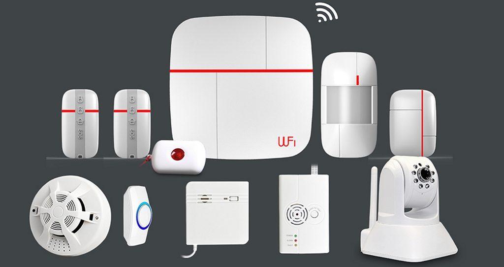 Возможности Smart Alarm Systems Vcare 2. Безопасность в умном доме