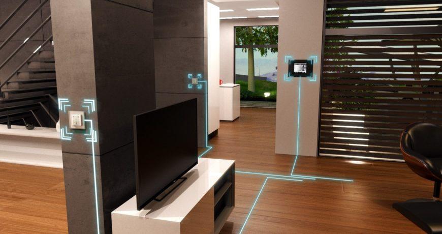 Экономичная автоматизация зданий