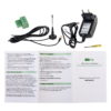 Шлюз для отправки SMS-уведомлений и приёма SMS-команд