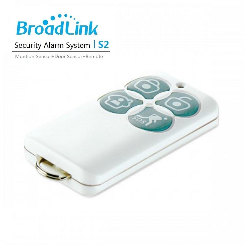 Система датчиков BroadLink S2 Kit Пульт управления