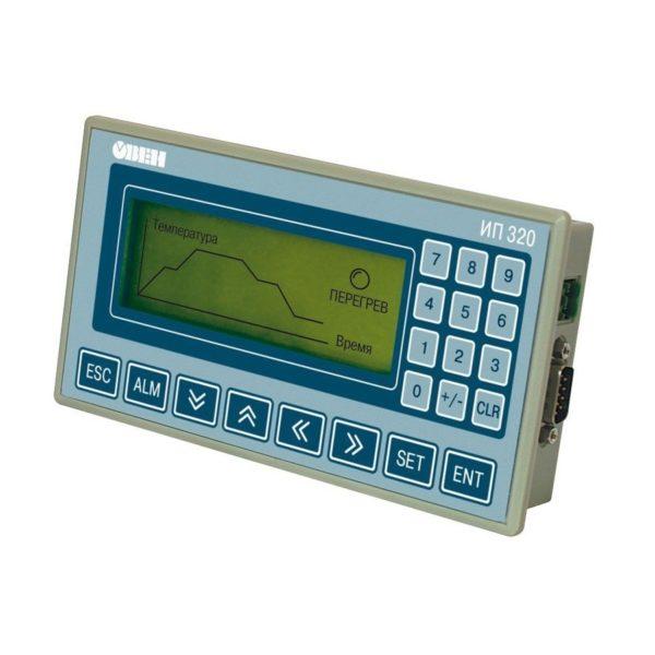ОВЕН ИП320 графическая монохромная панель оператора