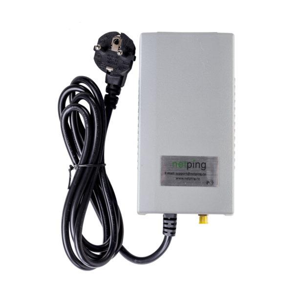 Удаленное управление электропитанием NetPing 2/PWR-220 v4/SMS IP PDU