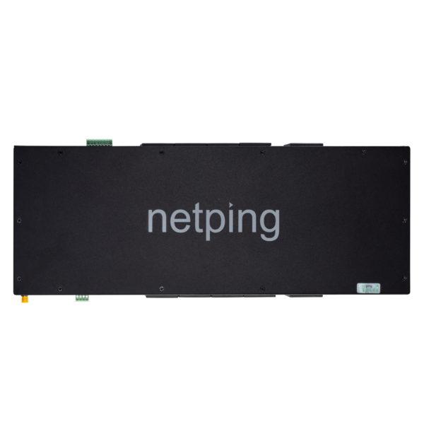 Удаленное управление электропитанием NetPing 8/PWR-220 v4/SMS Rack PDU