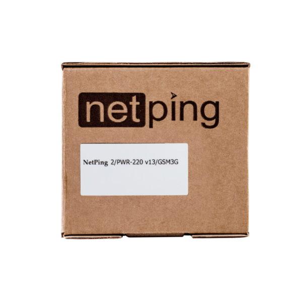 Удаленное управление электропитанием NetPing 2/PWR-220 v13/GSM3G