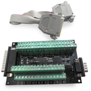 NetPing Connection board v2 (коммутационная плата для UniPing v3)