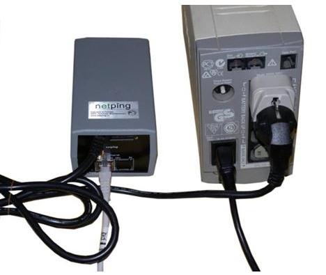Переходник Wonpro WA-320 - подключение нагрузки