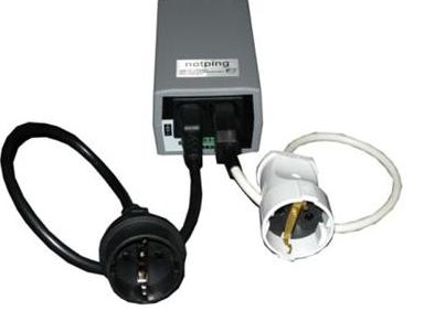 Переходник для PWR-220 - подключение к нагрузке