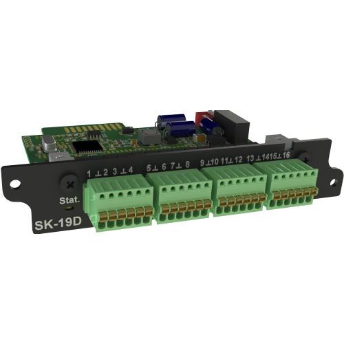 SK-19D модуль контроля дискретных входов для iNode 19D