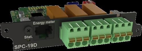 SPC-19D модуль контроля параметров счетчиков электроэнергии для iNode 19D