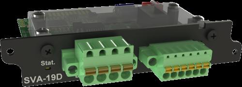SVA-19D модуль контроля параметров электропитания 1/3-х фазной сети переменного тока для iNode 19D