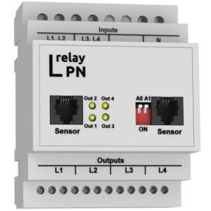 LPN relay - модуль расширения релейных выходов