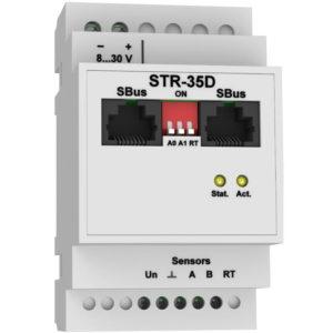 STR-35D - модуль контроля цифровых датчиков