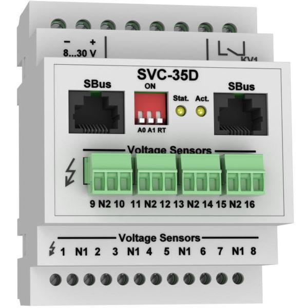 SVC-35D модуль контроля наличия напряжения