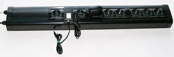 SteelLight - управление 220 по Интернет Ethernet