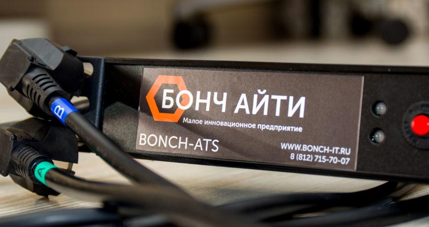 Как устроен блок силовых розеток с АВР BONCH-ATS/PDU 8A-6S-S/S? Тест и обзор схемотехники