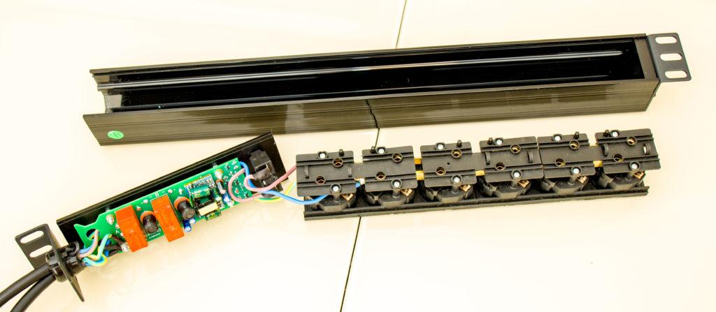 Рис. 6 — Внутренний конструктив устройства