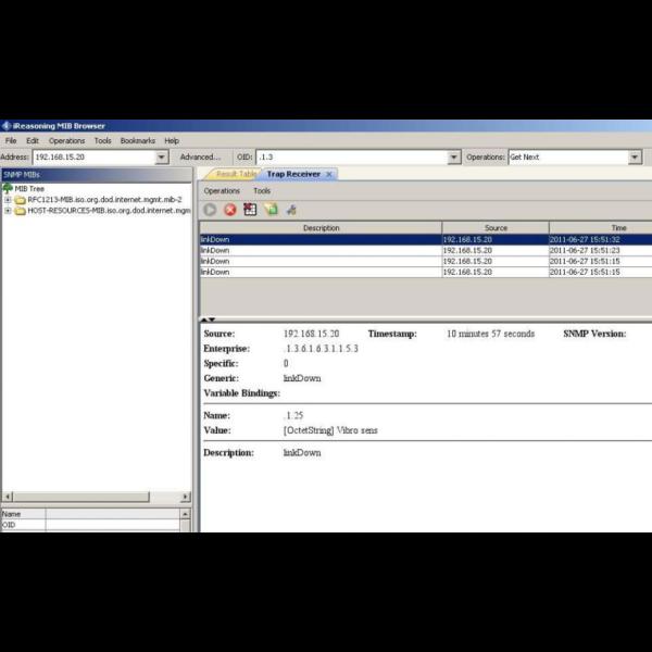 Рис.4 - SNR-ERD-2.3 - устройство удалённого контроля и управления