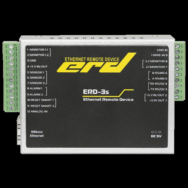 Рис.3 - SNR-ERD-3s