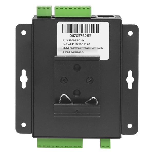 Рис.4 - SNR-ERD-4s - устройство удалённого контроля и управления