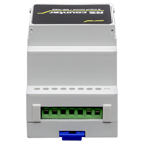 Рис.5 - Счётчик импульсов с цифровым интерфейсом RS485, 8 импульсных входов
