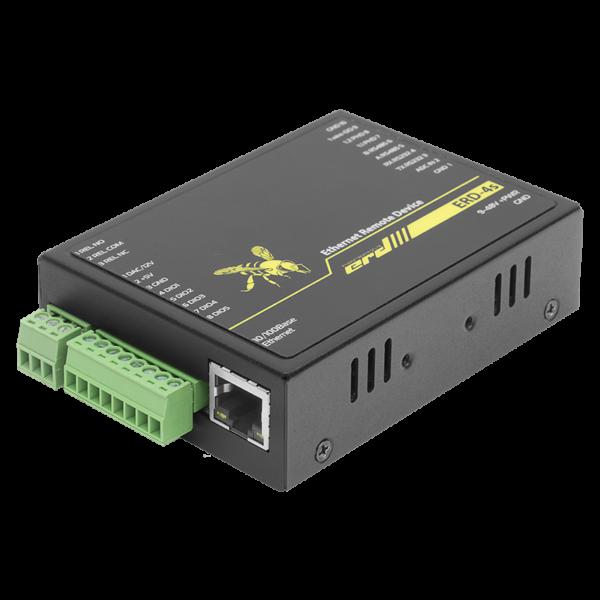 Рис.6 - SNR-ERD-4s-GSM - устройство удалённого контроля и управления