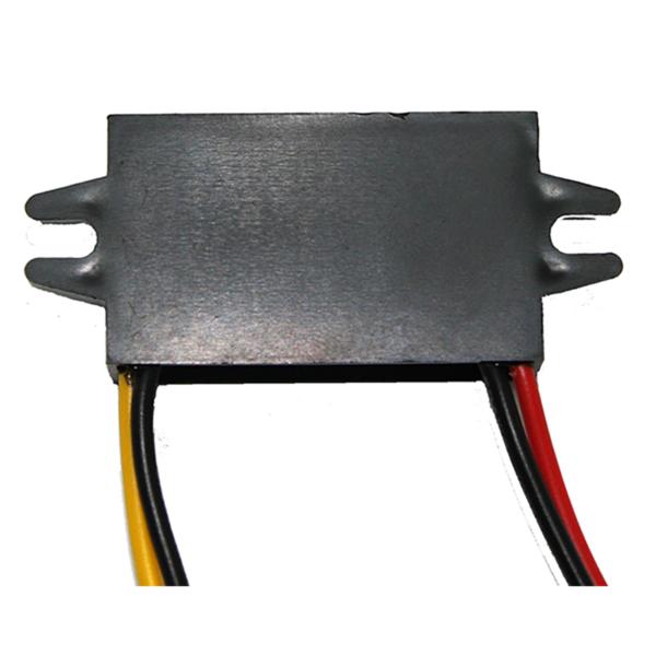 Преобразователь напряжения с 12 на 5 вольт: stepdown-dc12/5-v3