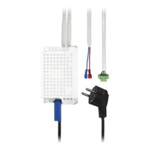 SNR-RPS pwr cable kit (CN) – набор кабелей для RPS без сигнальных контактов: питание 220В, акб, 3PIN (для meanwell 60/12)