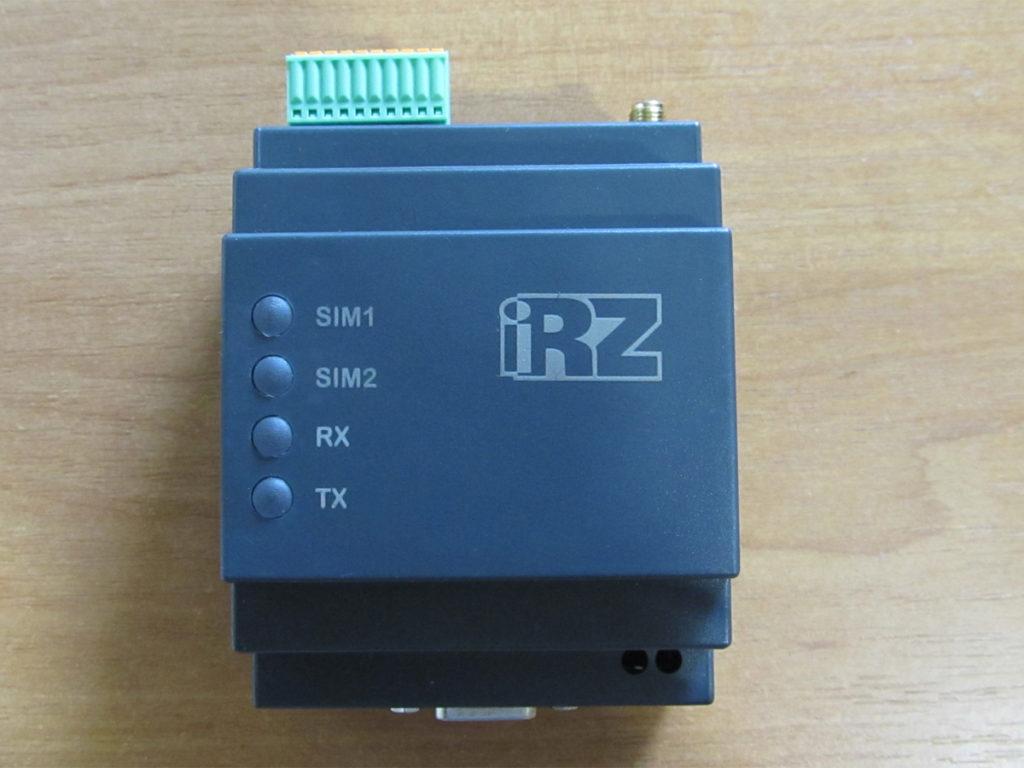 Рис. 10 — GSM-модем ATM21.A