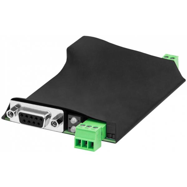 SNR-Eth-RS485/RS232_Isolation_С - конвертер интерфейсов ERD-Ethernet-RS485/RS232, с гальваноразвязкой, в термоусадке