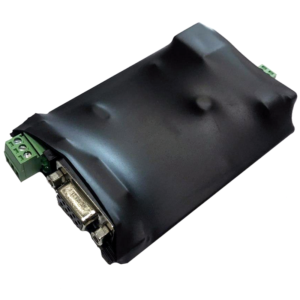 SNR-S232-410S – конвертер интерфейсов RS485-Ethernet, без БП, в термоусадке, доп. питание, S232-410S