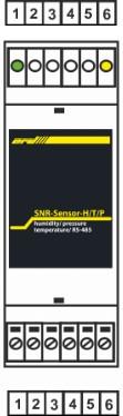 Рисунок 1 – Подключение SNR-RSsensor-H/T/P
