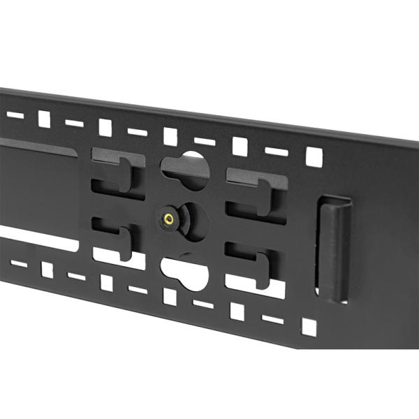 Рис.3 - TP-STD-D-18A06B-16L3 - блок розеток с функциями измерения и управления каждой розеткой серия STD, 18xC13, 6xC19, вход IEC60309 3x16A (3P+N+PE)