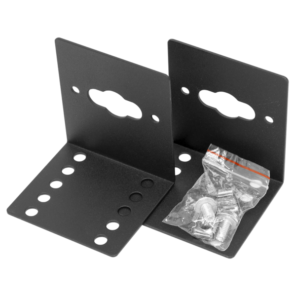 Рис.7 - Крепеж TP-BASIC-40A08B-32L1 - блок розеток с функцией измерения серия BASIC, 40xC13, 8xC19, вход IEC60309 32A (2P+PE)