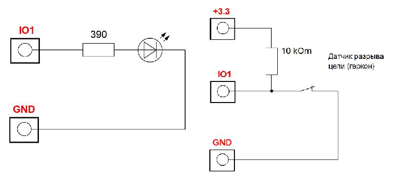 Рисунок 16. Laurent-5G - силовые выходные линииLaurent-5G - линии общего назначения