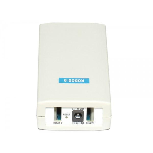 4. Ethernet реле на 2 релейных канала RODOS-9
