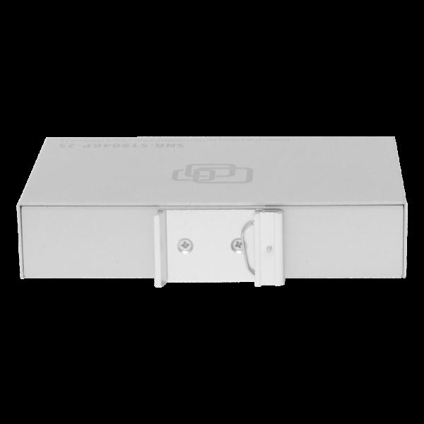 Рис. 3 Неуправляемый POE коммутатор SNR-S1904GP-2S