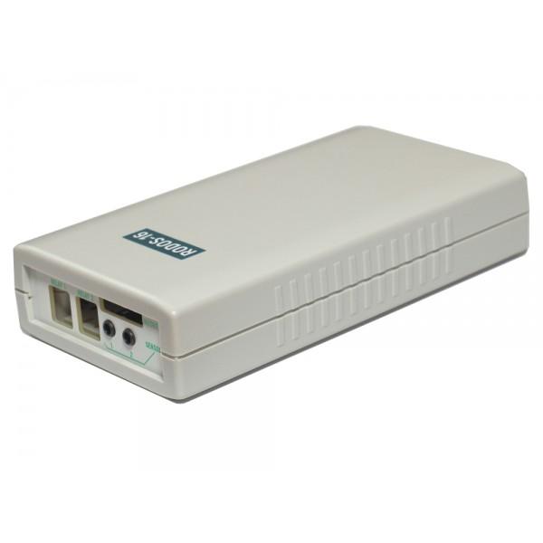 11. Интернет термостат/гигростат c 2-мя релейными каналами и логическими входами/выходами RODOS-16