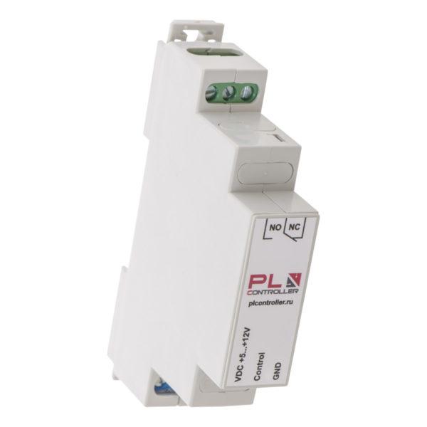 PLController R15250 силовое реле 15A/250B на DIN-рейку