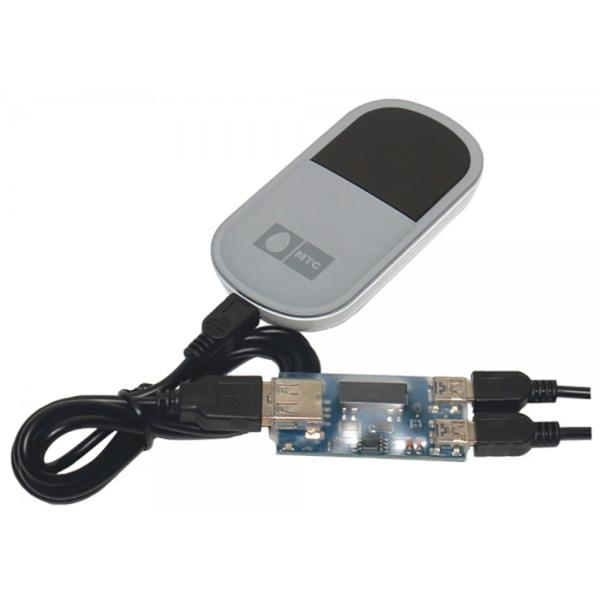 USB реле для перезагрузки USB-модемов RODOS-1