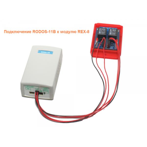 USB WatchDog с контролем температуры и влажности RODOS-11B