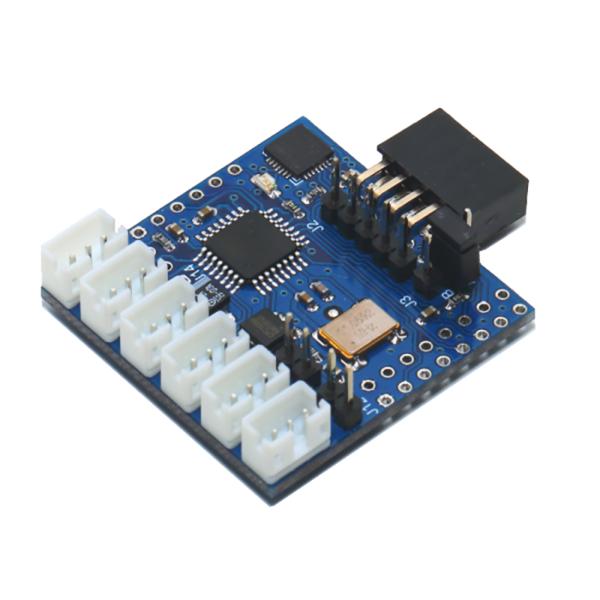 Сторожевой таймер USB WatchDog с функцией контроля температуры и влажности RODOS-11