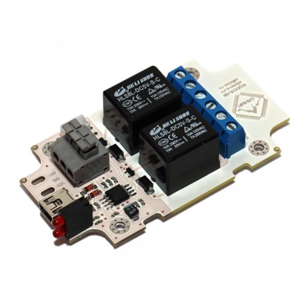 USB термостат c 2-мя релейными каналами RODOS-6B