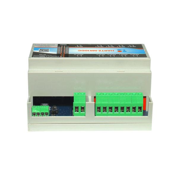Релейный модуль на 10 каналов HARTZ-MR10DC фото №10
