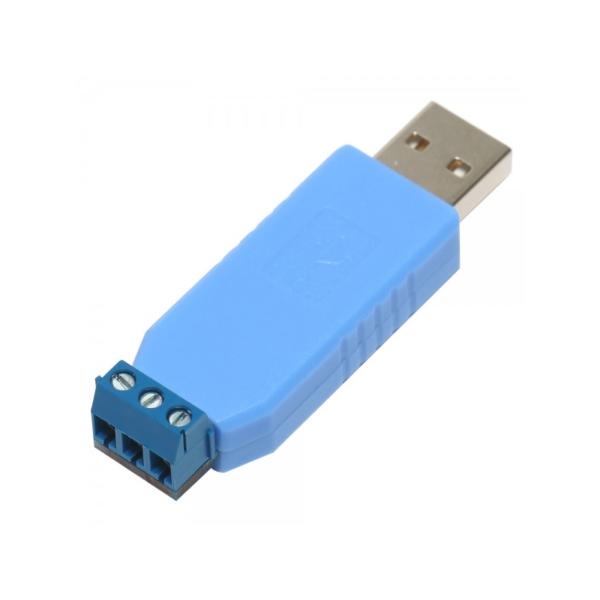 Преобразователь данных интерфейса USB в RS485 HARTZ-RS1 TP фото #2