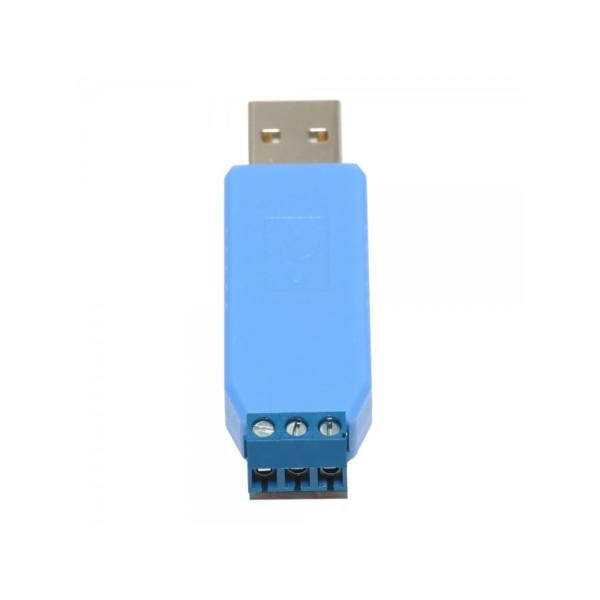 Преобразователь данных интерфейса USB в RS485 HARTZ-RS1 TP фото #3
