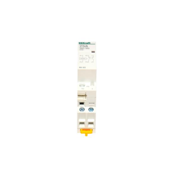 Контактор модульный 1НО+1НЗ 25А 230В МК-103 6