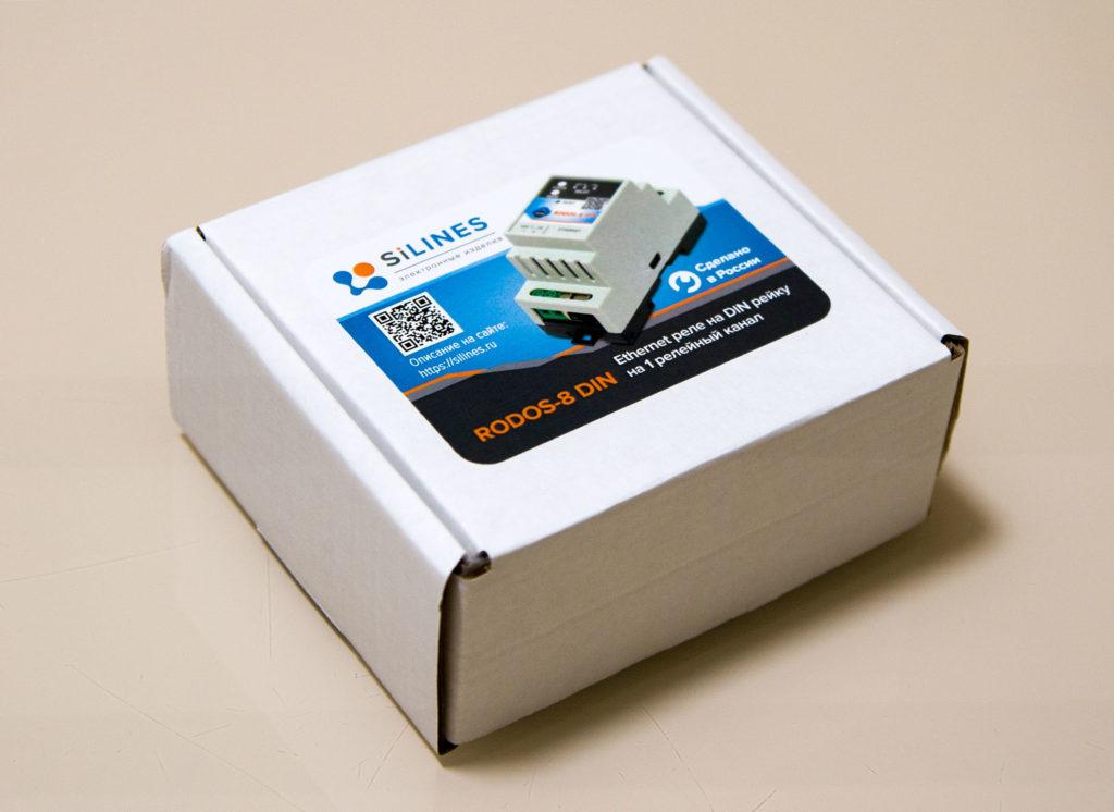 Что может Ethernet-реле RODOS-8 DIN от Silines: где применять, кому подойдет?